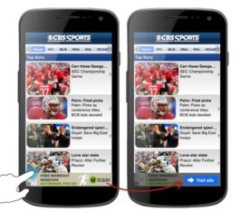 "Google Announces Changes to Solve Mobile Ads ""Fat Finger"" Problem"