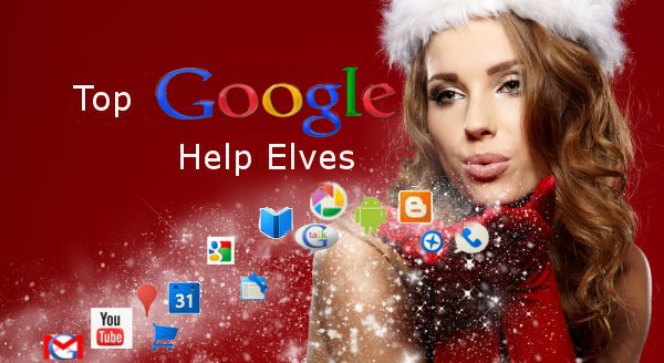 Top Google Help Elves Revealed Before Christmas