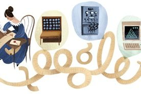 Ada Lovelace, Author of the First Computer Algorithm, Celebrated with Google Doodle