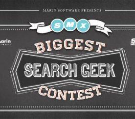 Search On for Biggest Search Geek
