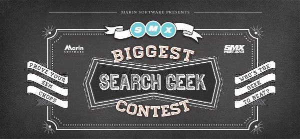 Search Geek Contest