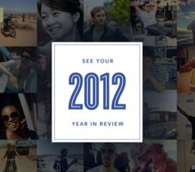 Facebook's Year In Review, Especially For You