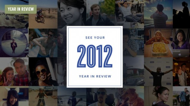 year in review facebook