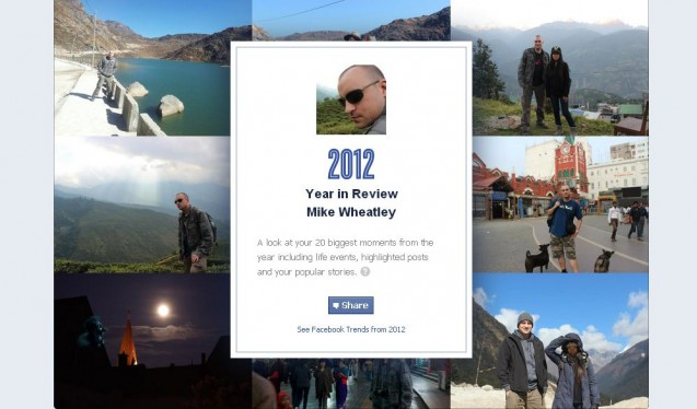 A sneak peek of my own 'Year in Review' especially for SEJ readers :)
