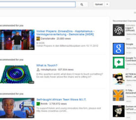YouTube Redesigned, Still a BitTorrent Site if You Dig Deep