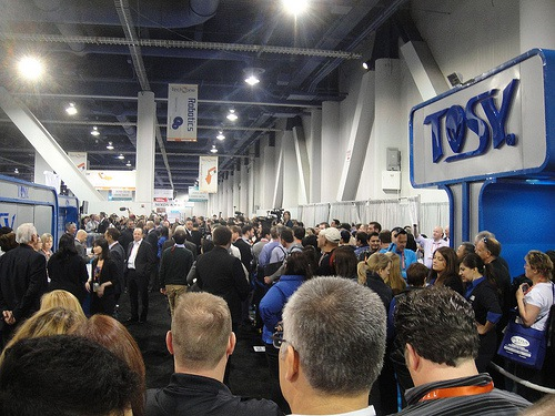 5 Ways Social Media is Changing the Way We Interact at Trade Shows