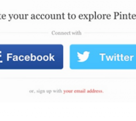 Pinterest's Granted Wishlist Plus Missing Features for 2012