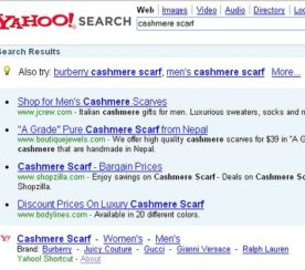 Yahoo Shopping Needs a Facelift