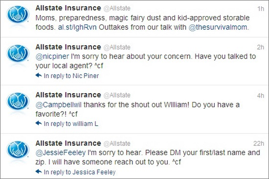 8 Insurance Reps that Get Twitter Customer Service