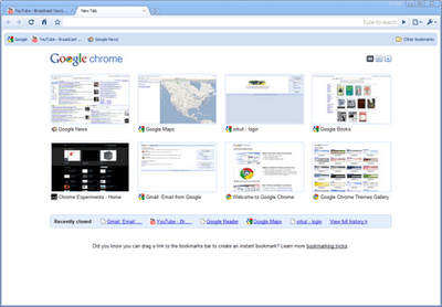Google Updates Chrome Browser with New Release
