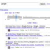 Google Improves its Twitter 'Updates' Search Feature