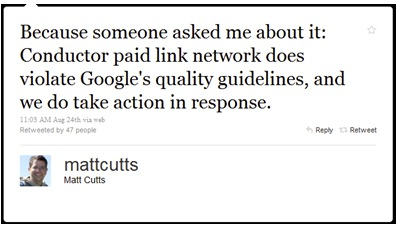 Google's Reasonable Surfer Model: A Scalable Solution to Paid Links?