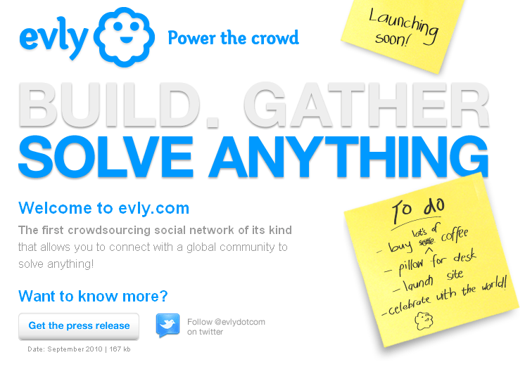 Crowdsourcing Platform Launching Soon. Anything New?