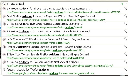 New Awesome Ways to Search within Current Site (Using Google)