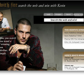 Building the Celebrity Cult: Personality-Centric Search Engines