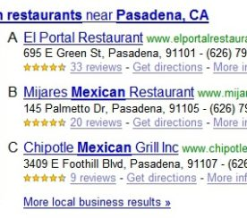 Google Adds Local OneBox Results