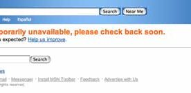 MSN Beta Search Engine Somewhat Launched
