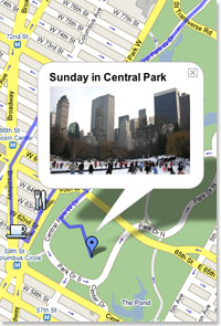 Google Lets Users Customize Own Maps