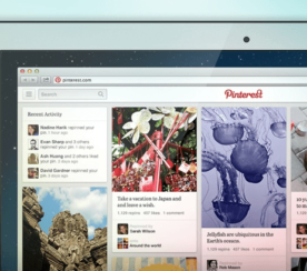Pinterest RePins Its Social Media Prowess with $200 Million in New Funding