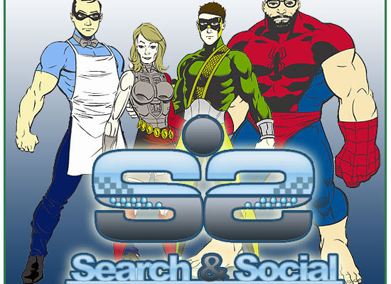 SEO Superheroes : Search & Social