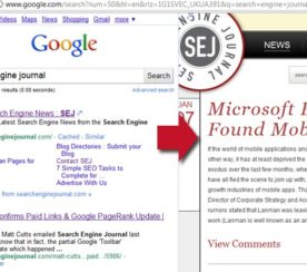 Preview Google Search Results in the Right Sidebar with SweetSearch (Google Chrome)