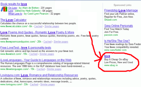 How Not to Run a PPC Campaign, Inspired by eBay's AdWords