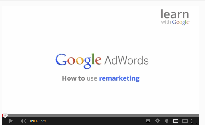How to Increase Sales and Build Brand with Google Remarketing