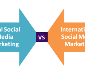 The Art of Local Social Media Marketing vs International Social Media Marketing