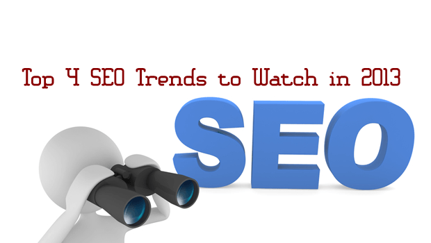 Top 4 Strategic SEO Trends to Watch for in 2013