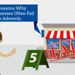 The 5 Reasons why Small Businesses Often Fail with AdWords