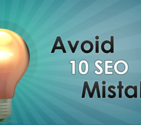10 Mistakes Every Startup Should Avoid When Optimizing for Search Engines