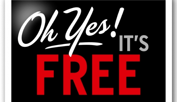 Yes it's FREE