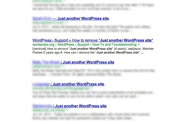 Self-Hosted WordPress Websites: A Few SEO Do's and Don'ts