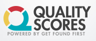 quality scores get found first