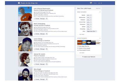 3 Ways to Leverage Facebook's Graph Search