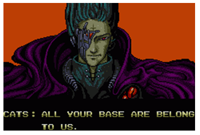 All your leads are belong to us