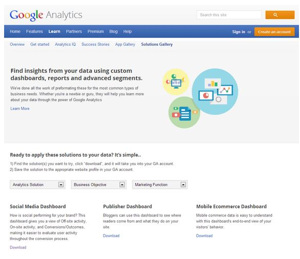 learn about google analytics
