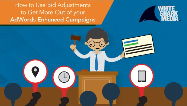 How to Use Bid Adjustments to Get More Out Of your AdWords Enhanced Campaigns