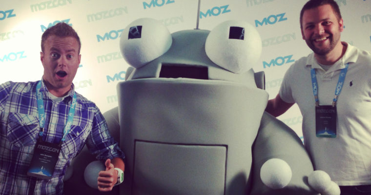 Mozcon Day Two: Live Blogging!