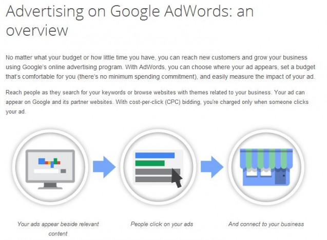 more visual help in google adwords help center