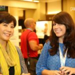 Jenise Henrikson of Alpha Brand Media and SEJ's Kelsey Jones