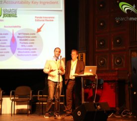 Search Metrics Post-Event: Marketing in a Search and Data Driven World