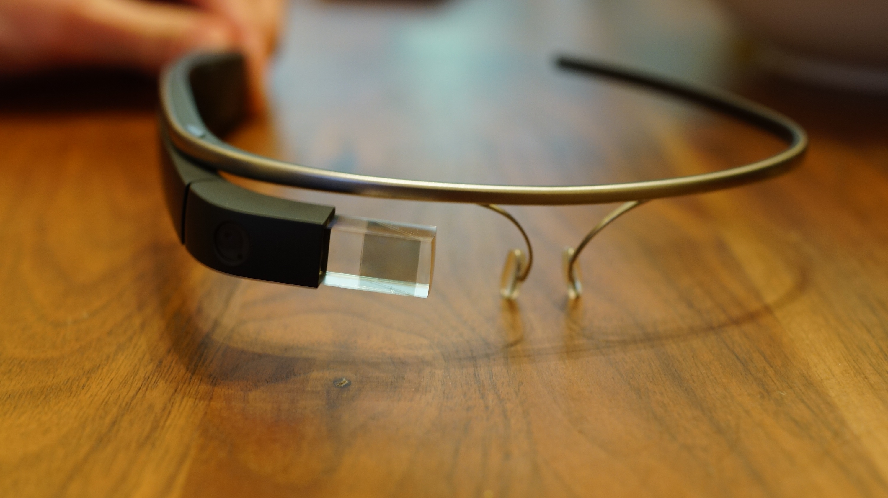 Patent Shows Possible New Google Glass Design, Would You Wear These?
