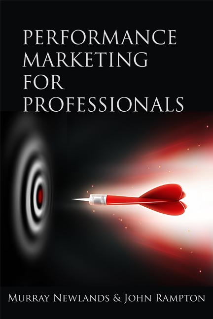 Performance Marketing Book