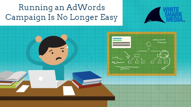 Why it's Getting Harder and Harder for New Advertisers to Get Success with AdWords