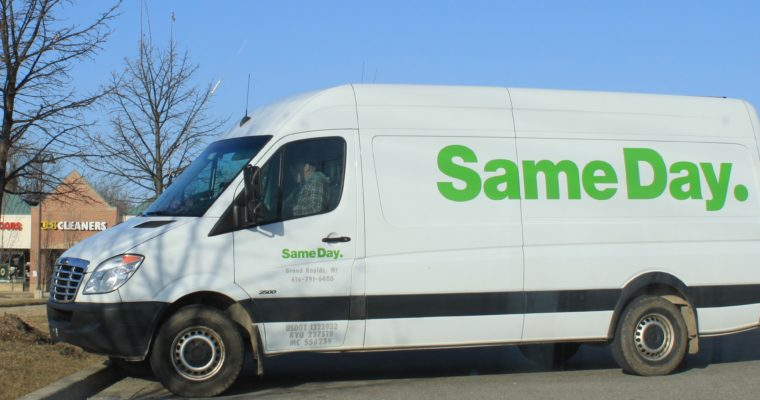 Google and 6 Other Same-Day Delivery Services
