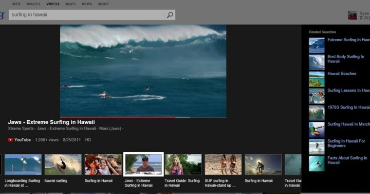 Bing Announces Completely Revamped Experience For Video Search