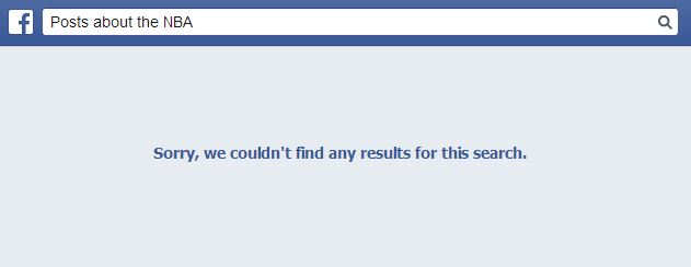 facebook search posts updates