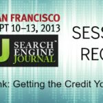 author rank session recap SES SF 2013