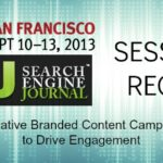 SES SF 2013: Content Campaigns to Drive Engagement Session Recap #SESSF